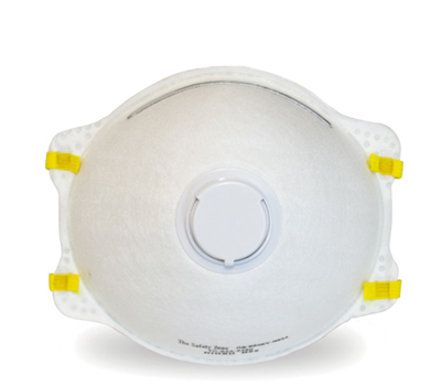 Respirator Mask with Valve (Rated N95)