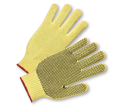 Kevlar Plain & Dotted Gloves