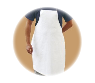 Microposous Aprons