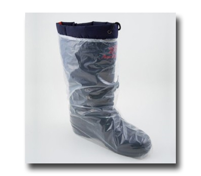 Plastic Boot Covers