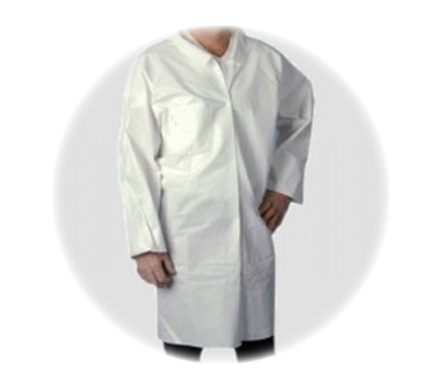 Polypropylene Laminated Lab Coats
